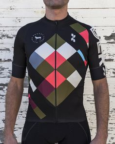 This is it, gents, the newest iteration of the Cross Team. We aimed for the perfect balance of symmetry and imbalance, and we believe we hit our mark. For when you can't find an excuse to wear all your medals around town, wear this bad boy like a badge of honor. Short sleeve or long, for hot weather or cold, aggressive race or recovery ride. Whatever your poison, this jersey's got your back. Literally. Hell, toss two in the closet and take your pick.
