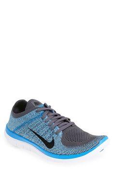 2aa4cb6d06a Nike  Free 4.0 Flyknit  Running Shoe (Men)