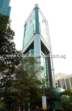 Tower 15 consists of a office tower with a boutique hotel. It was refurbished in Excellent sea and port views on the high floors. It was built in Container Terminal, Central Business District, Train Station, A Boutique, Singapore, Floors, Tower, Sea, Building