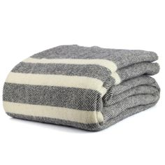 Canadian Wool Blanket, made in Loriga - PORTUGAL