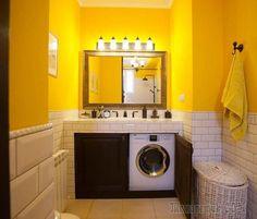 Желтая ванная: добавьте солнца в интерьер. Обсуждение на LiveInternet - Российский Сервис Онлайн-Дневников
