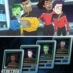 Low Deck, Star Trek Online, Star Wars, Like Instagram, Decks, Sci Fi, Family Guy, Photo And Video, Guys