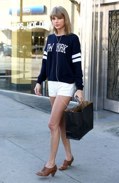 Le look de Taylor Swift