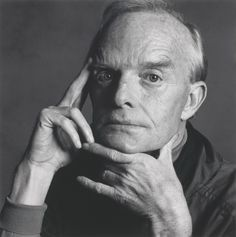 "Irving Penn. ""Portrait of Truman Capote"". 1979. New York, NY, USA. (Truman Capote)."