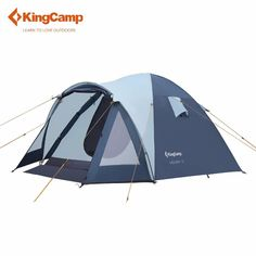Outdoor Large 3 - 4 Person Tent  sc 1 st  Pinterest & Coleman® Elite Montana™ 8 Cabin Tent @Academy Sports + Outdoors ...