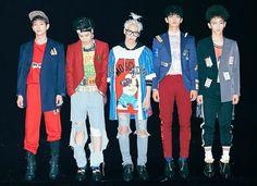 "SHINee ""married to the music"" Got7 Jackson, Jackson Wang, Vixx, Shinee Members Profile, Super Junior, Shinee Five, Rapper, Shinee Albums, Young K"