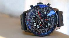 Breitling Navitimer Cosmonaute AB0210B4 Watch Review