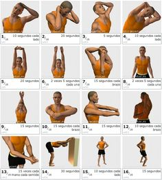 Stretches for Office workers