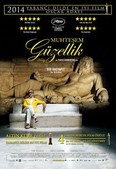 Muhtesem Guzellik - La Grande Bellezza - 2013 - BDRip Film Afis Movie Poster