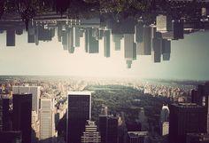 NY state of mind vs LA state of mind ( by jimmay bones) by ugne jaks, via Flickr