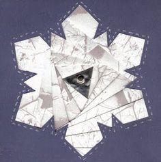 Rev!ve Iris Folding - snowflake
