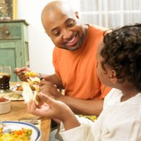 Great ideas for conversation starters for family meals