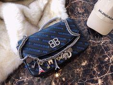 8b28b4b2747 Balenciaga Chained Shoulder Bag 07 · N. Savage Inc · Online Store Powered  by Storenvy