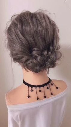 Step By Step Hairstyles, Easy Hairstyles For Long Hair, Diy Hairstyles, Medium Length Updo Hairstyles, Simple Party Hairstyles, Buns For Long Hair, Casual Updos For Long Hair, Running Late Hairstyles, Female Hairstyles