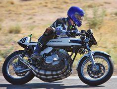 Taming the Kawasaki 500 Triple ~ Return of the Cafe Racers