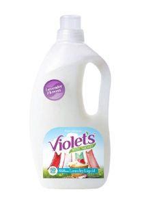 Violet's Laundry Liquid 1.5L = 39 washes £7