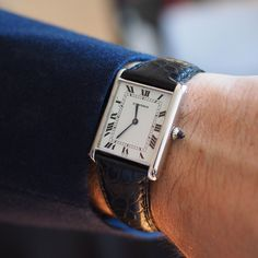 Why This Watch Matters The Cartier Tank has become one of the most iconic watch…