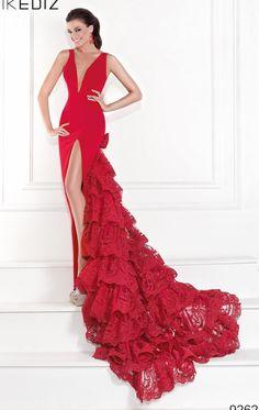 Tarik Ediz 92624 Dress - MissesDressy.com