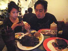 Joe and Heidi Hahn Joe Hahn, Mike Shinoda, Linkin Park, Joseph, Heart, Music, Kids, Musica, Young Children