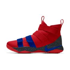 outlet store 652f8 83d06 Chaussure de basketball LeBron Soldier XI iD pour Homme