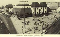 Miskolc, Centrum Áruház Forrás: Miskolc a Múltban Szojka Ágnes Hockey, Retro, Retro Illustration, Field Hockey, Mid Century, Ice Hockey