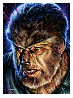 Universal Monsters Art Prints by Jason Edmiston from Mondo