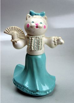 The Avon cologne Kitty....I had this