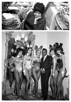 Zelda Wynn Valdes: Black Fashion Designer Who Created The Playboy Bunny Outfit.