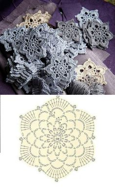 Most up-to-date Absolutely Free thread Crochet Doilies Suggestions Sterne häkeln Sterne häkeln Crochet Snowflake Pattern, Crochet Stars, Crochet Motifs, Crochet Snowflakes, Crochet Flower Patterns, Crochet Diagram, Thread Crochet, Crochet Crafts, Crochet Flowers