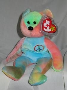 The Ty Beanie Babies craze! Aubree still has hers. She still collects them.