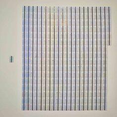 27:11:09 MARTINA DI FENZA tecnica mista, biglietti, 150cm x 150cm, anno 2014