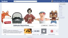 Dawanda Deutschland About Facebook, Corporate, Facebook Timeline, Family Guy, Fictional Characters, Fantasy Characters