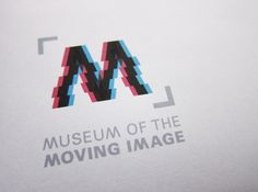 Museum of the Moving Image (Student Branding Project) on Branding Served
