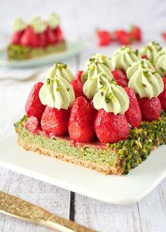Pastry Recipes, Tart Recipes, Sweet Recipes, Baking Recipes, No Cook Desserts, No Cook Meals, Delicious Desserts, Dessert Recipes, Kreative Desserts
