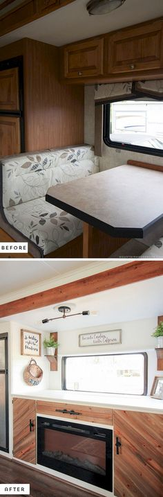 Marvelous Best 40+ RV Hacks, Makeover, Remodel for Camping Decorating On a Budget https://decoredo.com/4590-best-40-rv-hacks-makeover-remodel-for-camping-decorating-on-a-budget/