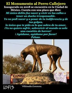 Monumento al Perro Callejero
