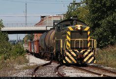 RailPictures.Net Photo: ADBF 836 Adrian & Blissfield Railroad EMD SW900 at Detroit , Michigan by Steve Davey