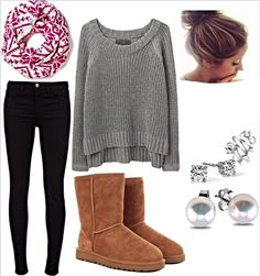Cute back to school outfits :)