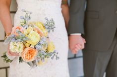 Country Chic Smog Shoppe Wedding: Nicole + Joey