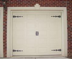 Doors The Best Garage Door Decorative Hardware In Your House With A Good Wood