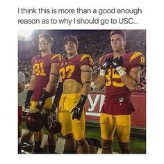 Find images and videos about football, hot guys and usc on We Heart It - the app to get lost in what you love. Usc Football Players, Football Boys, Baseball Boys, Nhl Players, Beautiful Boys, Pretty Boys, Beautiful Player, Frat Guys, College Guys
