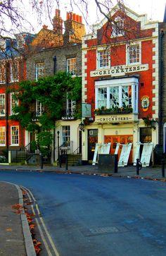 Richmond Upon Thames, London, England, UK England And Scotland, England Uk, London England, Richmond Upon Thames, Richmond London, London Pubs, London Calling, British Isles, Great Britain