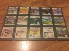 Nintendo DS 15 Game Lot Mario Brothers Sonic Rush Call Of Duty Hoops Party https://t.co/nZkQrxz0Cs https://t.co/6FPiduHhD1