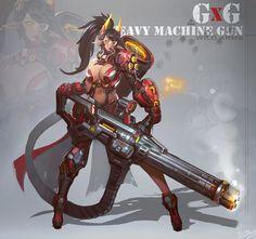 ArtStation - G&G , Dead Man