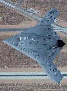 #Stealth #Drone #X-47B