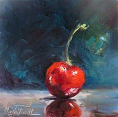 """One last Cherry"" - Christa Friedl"