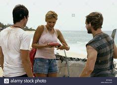 Ian Somerhalder Maggie Grace & Dominic Monaghan Lost : Season 1 ...