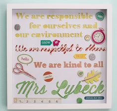 Teacher Gift by Katie Ehmann for Crate Paper