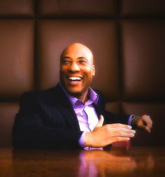 Byron Allen  Byron Allen Folks better known professionally as just Byron Allen (born April 22 1961) is an American comedian and television producer who founded and is the chairman and chief executive officer of U.S. television production company Entertainment Studios.  Early life Allen was born in Detroit Michigan. He is one of many notable graduates from Fairfax High School in Hollywood California. He began doing stand-up comedy as a teenager in Los Angeles California.  Allens interest in…