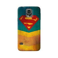 Super Girl Samsung Galaxy S5 Case from Cyankart